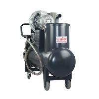 160L威德尔大容量工业吸水吸油机 机械制造车间清理地面油污用吸尘吸水机