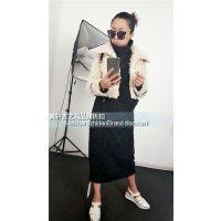杭州品牌折扣女装批发周仕依林鑫桥市场