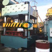 1000吨二手水泥板压花液压机|大型龙门液压机|钢木门压花液压机