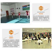 运动地板 羽毛球运动地胶 兵乓球专用 舞台舞蹈教室地胶 枫木纹