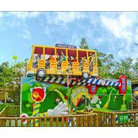 2018年新型游乐设施设备空中巴士儿童大型游乐设备户外公园项目
