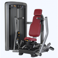 商用健身器材坐式推胸训练器