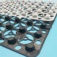 高品质HDPE屋顶花园凹凸型塑料排水板 园林绿化疏水板广东厂家现货
