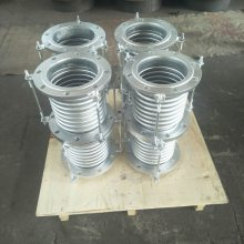 供应辽宁不锈钢钢管连接1.0TWY500*6JB轴向内压波纹管补偿器【润宏】