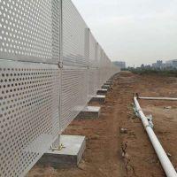 厂家热销SGCC材质菱型镀锌高铁声屏障挡风板河北安平邦卓丝网