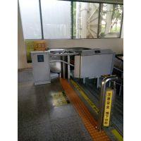 斜挂式轮椅升降机价格 牡丹江市专业定制楼梯电梯 智能弯轨平台嘉兴市启运销售