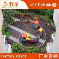 专业幼儿园室外场地铺设防潮垫