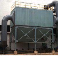 山东有机肥颗粒粉尘脱硫除尘设备实恒SHMC新型复合肥布袋除尘器效率高