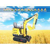 山鼎小挖机价格 小型挖掘机1.5吨价钱 超小型挖掘机
