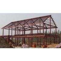 西安市钢构房1000平米3天速成