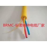 中性浮力电缆 光纤+电源二合一组合型浮力电缆