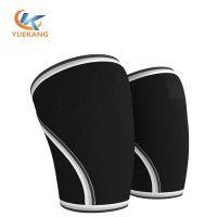 东莞 越康 SBR海绵运动护膝 厂家定制海绵运动护膝 举重深蹲加厚 生产