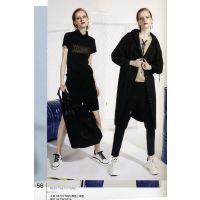 沈阳五爱市场服装城杭州品牌折扣女装加盟欧美品牌多种款式漠西摩春秋