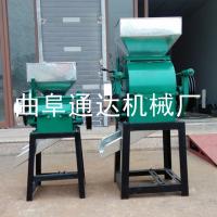 南京 花生碎破碎机厂家 通达 对辊式破碎机报价 黄豆专用挤扁机