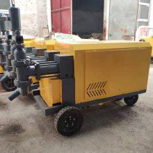 PSJ200液压水泥砂浆泵生产厂家 河南郑州磐石机械