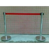 深圳隔离带1米线栏杆柱警戒线围栏伸缩带栏杆银行隔离带排队栏杆出租赁