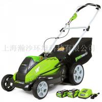 格力博Greenworks40V锂电草坪机、40V锂电手推式草坪机