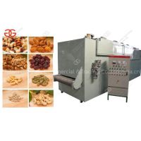 Continuous Peanut|Almond Baking Machine Chain typeFor Sale