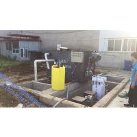 新农合医院污水处理成套设备价格
