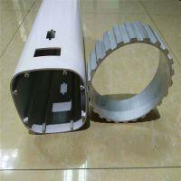 佛山铝材厂家生产铝合金配件 散热器 太阳花 来图来样定制加工