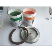青红ab胶环氧树脂胶粘剂金属焊接胶 特种金属焊接AB胶 聚力胶水