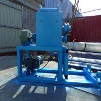 宁津晟景机械专业制作特种节能设备--油桶开盖机