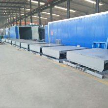 专业生产固定式登车桥 8吨电动液压升降平台 集装箱装卸货梯