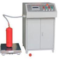 鸿源内蒙灭火器泡沫灌充机,水型灌装机是维修设备必备的