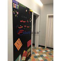 东莞复古黑板p武江店铺家用小黑板p做旧立式广告板