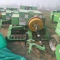 厂家直销 液压玉米秸秆打捆机 改装牧草收割青贮打包机