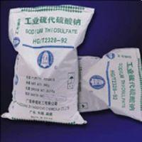 广东东莞批发销售锦州产大苏打 正品 国标含量99% 硫代硫酸钠 次亚硫酸钠