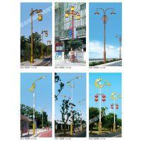 烟台厂家直销3米3.5米LED庭院灯小区广场道路照明灯花园景观灯