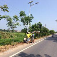 广西南宁太阳能路灯多少钱一个 广西南宁农村锂电池太阳能路灯优点 广西太阳能路灯厂