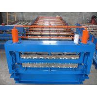 全自动840/900双层压瓦机琉璃瓦机器彩钢瓦压瓦机冷弯成型设备