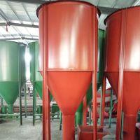 豆子种子搅拌机 玉米粉碎猪饲料搅拌机 立式搅拌机混合机