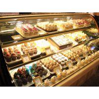 供应 双弧形后开门蛋糕柜,徽点蛋糕保鲜柜高效,低耗,低噪音