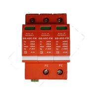 雷创防雷供应光伏直流1000V电源防雷模块40KA产品图片及电路图