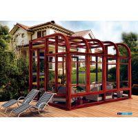 德来客钢化中空玻璃阳光房系列,造型新颖,经久耐用