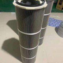 吴宇海森过滤材料厂生产防静电耐高温静电喷涂除尘滤芯滤筒