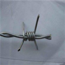 刺绳护栏图片 广州刺绳 铁丝刺线