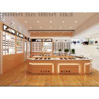 江苏如皋眼镜店装修公司 如皋眼镜展柜制作 眼镜柜台制作