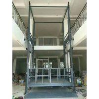 威海安装四层3吨升降货梯多少钱 工厂仓库地下室阁楼物料提升机