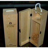 现货直销 单支红酒盒 定做红酒木盒 木制葡萄酒盒