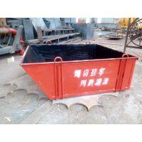 安徽桐城鑫旺0.8--1.0型塔吊配套用上料方形砖斗厂家供货