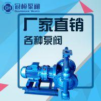 厂家直销 电动隔膜泵DBY-80 3寸电动隔膜泵 卧式隔膜泵 送料泵
