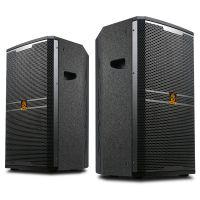 会议 音响 BM15背景音乐音箱 15英寸号角高音背景音乐扩声木制舞台音响公司