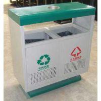 广州厂家直销匠能钢制环卫垃圾桶