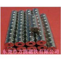 东莞磁铁厂价直销N38钕铁硼强磁 包装盒磁铁 圆片小磁石