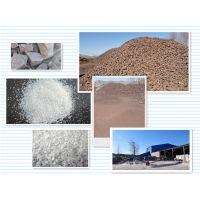 供应辽宁富龙0.5-32mm天然石英砂、锰砂水处理材料