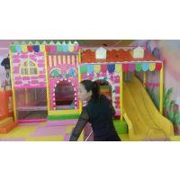 批发儿童游艺设施淘气堡 新型亲子乐园淘气堡 糖果主题淘气堡